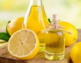 Маска из масла и лимона для волос фото