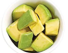Маски из авокадо для здоровья волос. фото