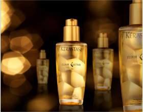 Масло для волос керастаз: 50 лет блеска и очарования фото