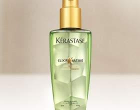 Масло elixir ultime для поврежденных волос kerastase фото