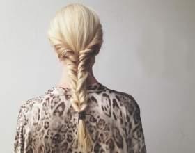 Мастер-класс прически на средние и длинные волосы: богемное плетение фото