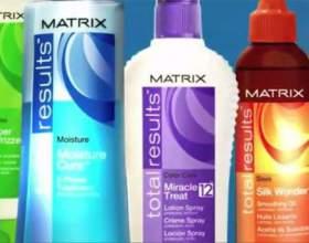 Матрикс — краска для волос, палитра фото