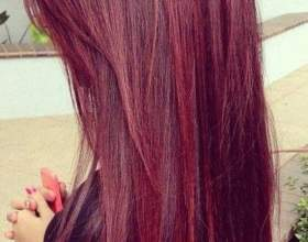 Медный цвет волос фото