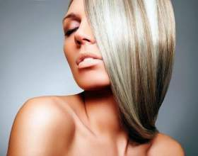 Мелирование для блондинок фото