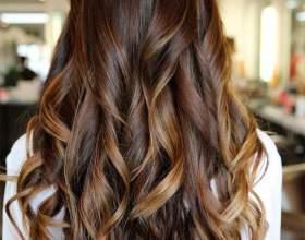 Мелирование на темные волосы 2014. Много фото фото