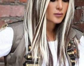 Модное мелирование волос в 2014 году. Много фото фото