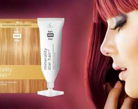 Minerality star hair сыворотка для восстановления волос фото