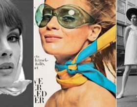 Мода и стиль 60-х годов. Как одеться в стиле 60-х: платья 60-х, макияж 60-х фото