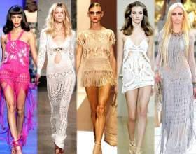 Мода весна-лето 2014: яркие модные тенденции, фото 2014 фото