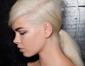 Мода возвращается. Платиновый блонд — тренд осени 2013 фото