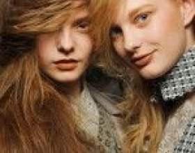 Модные челки осень-зима 2011-2012 фото