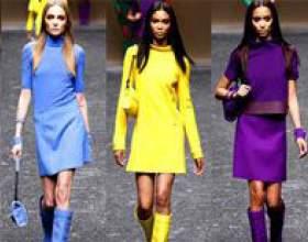 Модные цвета 2015: колор-тенденции фото