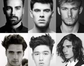 Модные мужские причёски 2015 фото