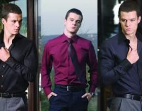 Модные мужские рубашки 2014, фото и советы фото