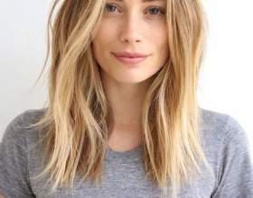Стрижки 2015 для средних волос фото