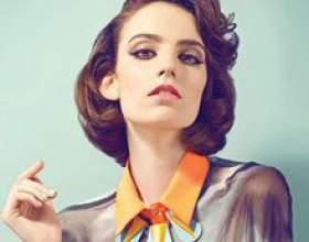 Модные стрижки на средние волосы 2015: тенденции с фото фото