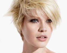 Модные женские причёски на короткие волосы фото