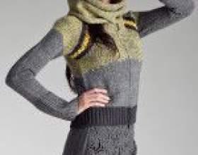 Модные зимние свитера сезона осень-зима 2012/2013 фото