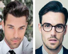 Мужские причёски 2015 на короткие волосы фото