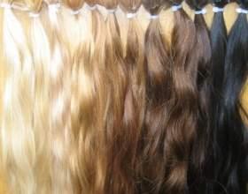 Наращивание волос дома фото