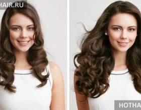 Наращивание волос: какие пряди лучше? фото