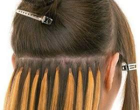 Наращивание волос: методы и рекомендации для процедуры в домашних условиях фото
