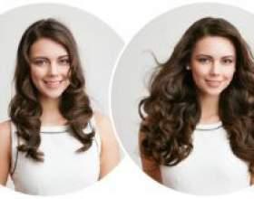 Наращивание волос на капсулах — 2 способа проведения парикмахерской процедуры фото