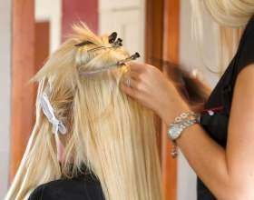 Наращивание волос. Плюсы и минусы фото