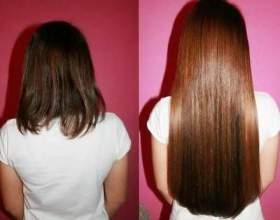 Наращивание волос своими руками фото