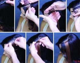 Наращивание волос: виды и особенности различных методов фото