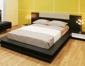 Необычная кровать для влюбленных фото