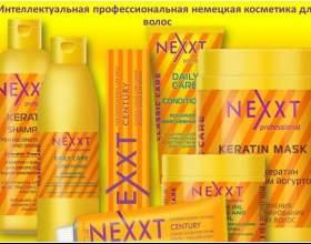 Nexxt professional – шампуни на 5 с плюсом фото