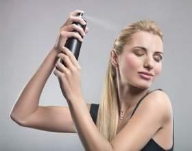 Обзор лучших профессиональных лаков для волос фото