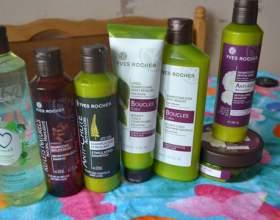 Обзор шампуней yves rocher: 8 натуральных продуктов для красоты волос фото