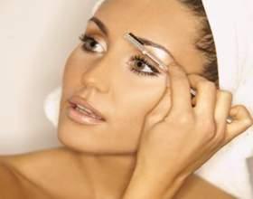 Окрашивание бровей — особенности и полезные советы фото