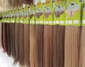 Описание и преимущества ленточного наращивания волос фото