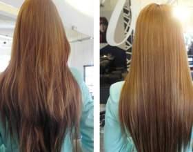 Осветление темных волос корицей фото