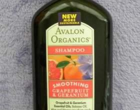 Освежающий шампунь от avalon organics фото
