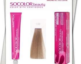 Палитра цветов краски для волос матрикс (matrix) фото