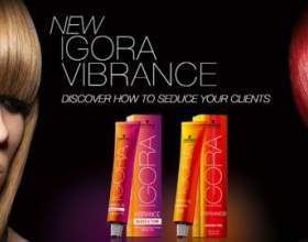 Палитра краски для волос игора (igora) фото