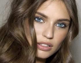 Пепельно-русый цвет волос: фото и особенности фото