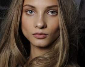 Пепельно-русый или холодный русый цвет волос. Типы, оттенки и краски фото