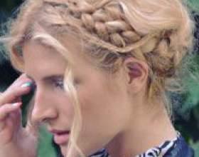 Плетение кос для начинающих фото