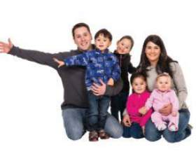 Плюсы и минусы большой семьи – как каждому остаться личностью в большой семье? фото