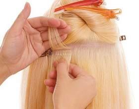 Плюсы и минусы ленточного наращивание волос фото
