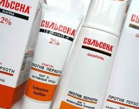 Положительные и отрицательные отзывы о применении шампуня сульсена фото