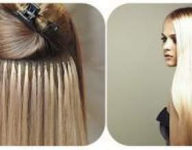 Популярные технологии наращивания волос: капсульная и ленточная, в чем отличия и что лучше? фото