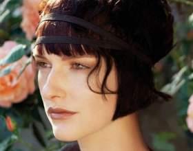 Популярные укладки на короткие волосы фото