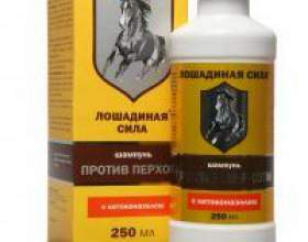 Правила применения шампуня против перхоти «лошадиная сила» с кетоконазолом на волосах фото