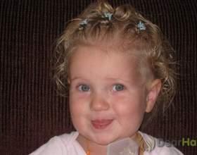 Прически девочкам дошкольного и школьного возраста на короткие волосы фото